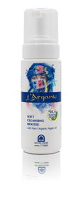 L'Arganic Oczyszczający Mus do twarzy 150 ml - z organicznym olejkiem arganowym
