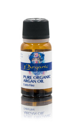 LArganic Pure Organic Argan Oil- 100% eko olejek arganowy 10ml