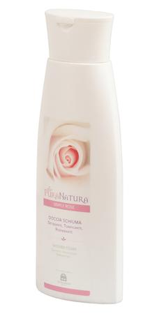 Simply Rose Różany Płyn pod prysznic- Efekt jedwabiu (1)