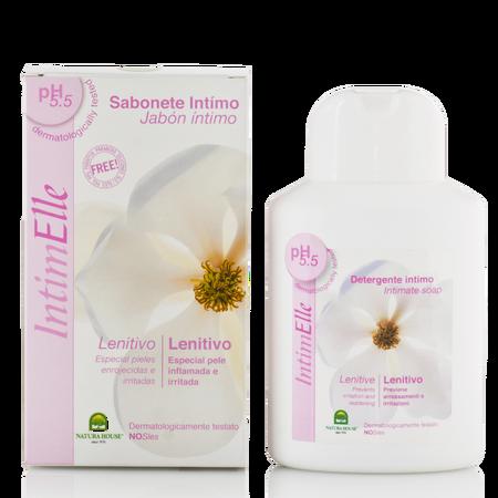 Natura House IntimElle Naturalny Płyn do higieny intymnej 250ml (1)