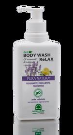 Eko Body Wash Relax z lawendą