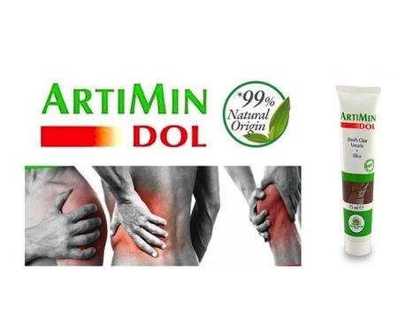 Artimin Dol maść na mięśnie i stawy